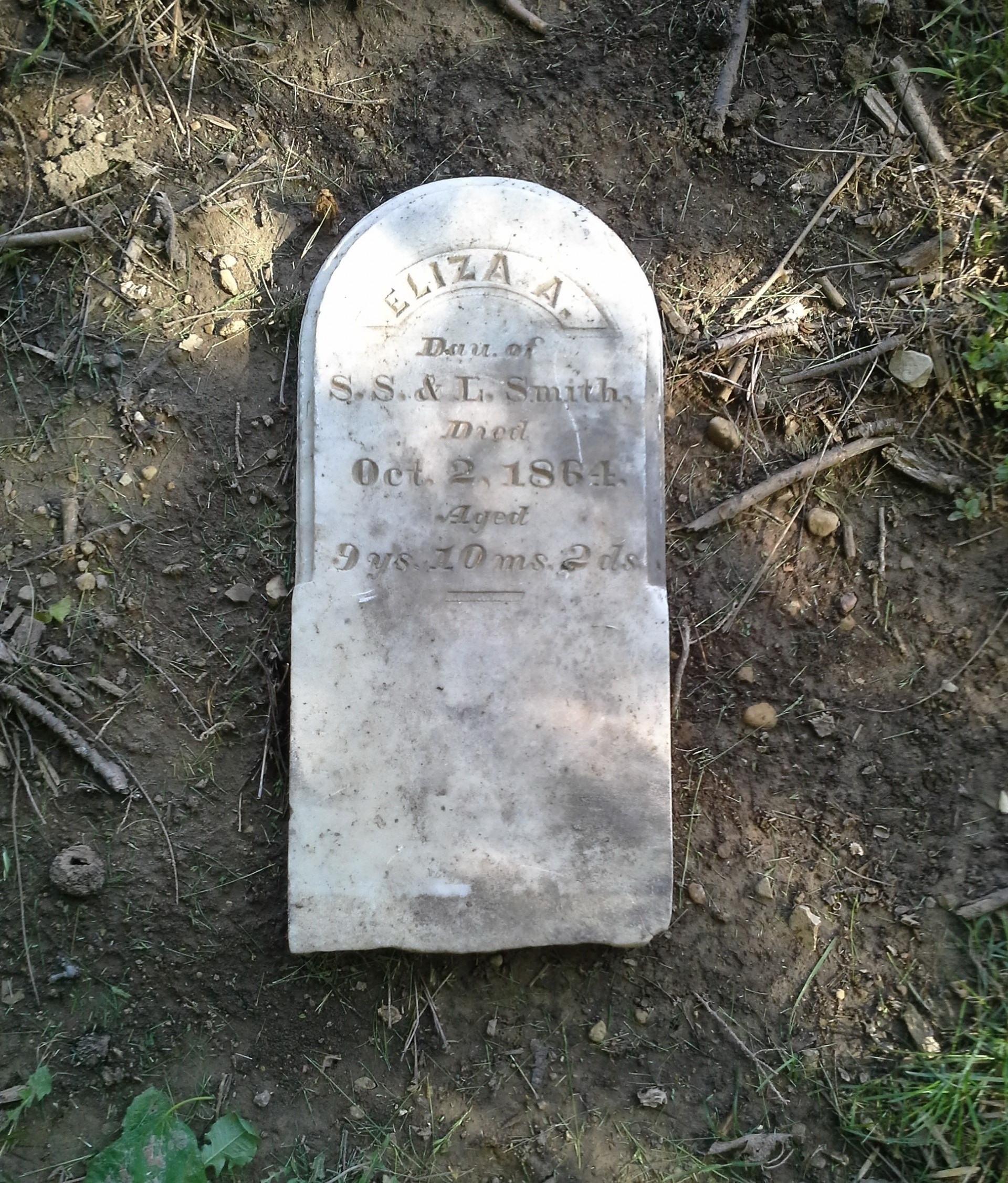 Eliza A Smith