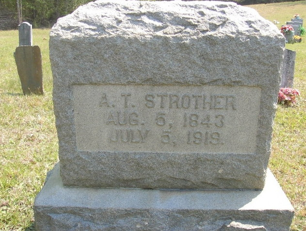 Alfred Thomas Strother