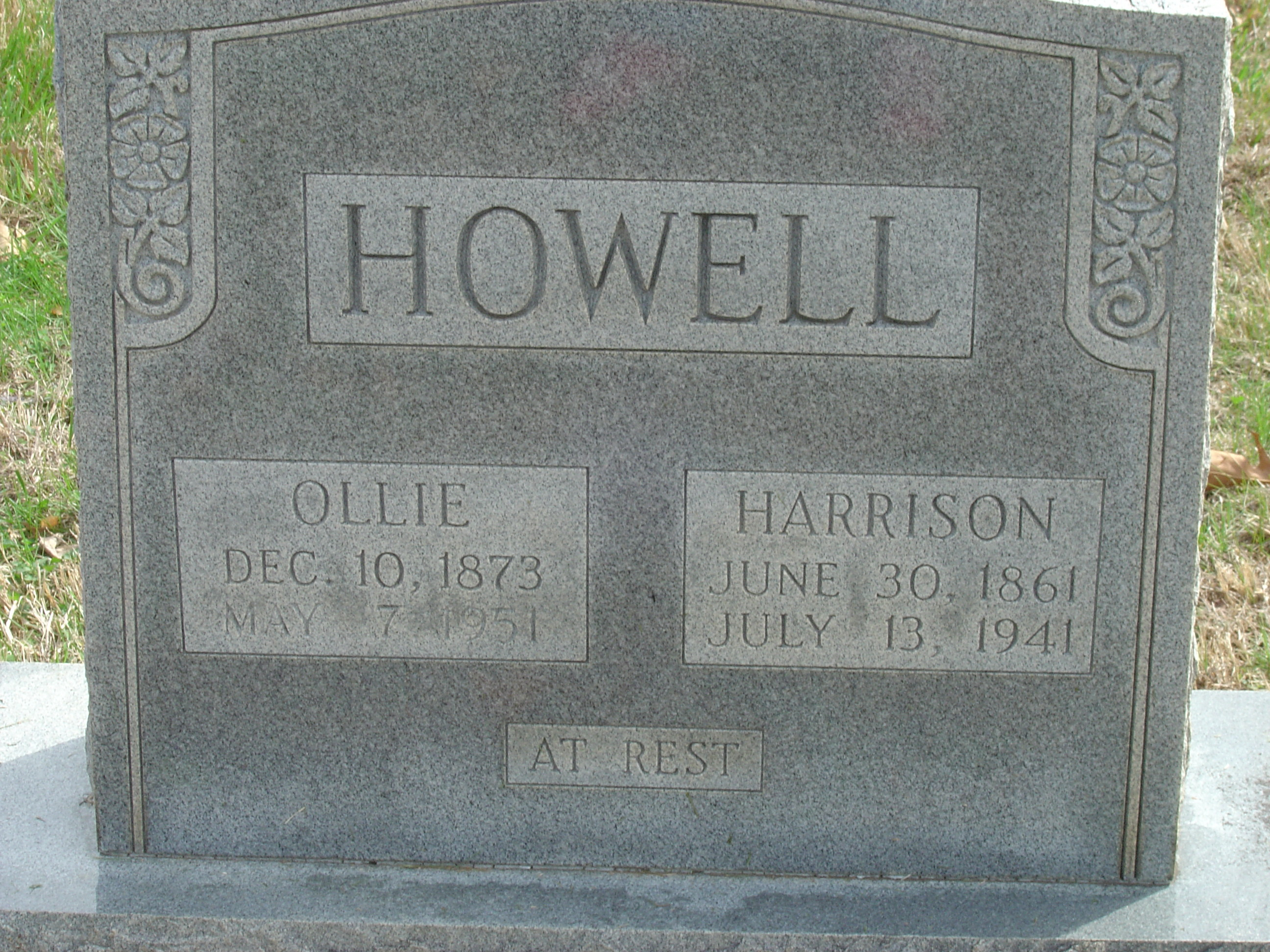 William Harrison Howell