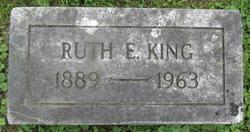 Ruth E King
