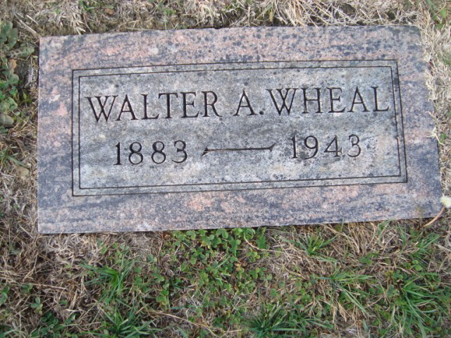 Walter Alfred Wheal