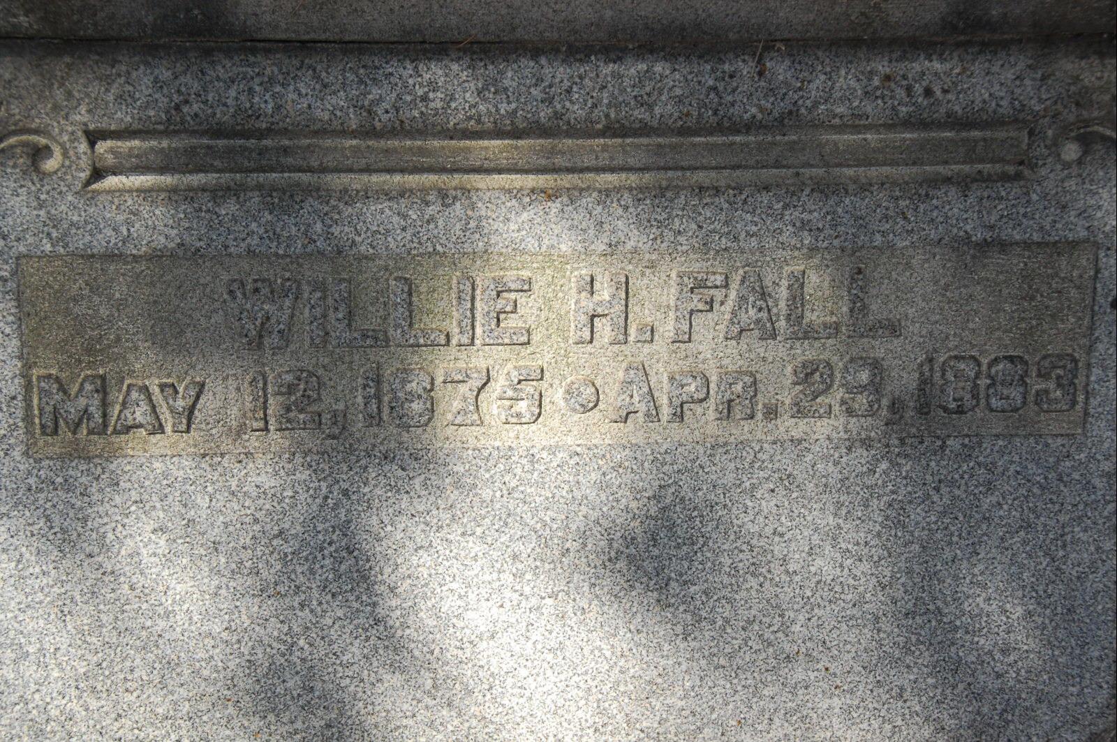 William H Fall