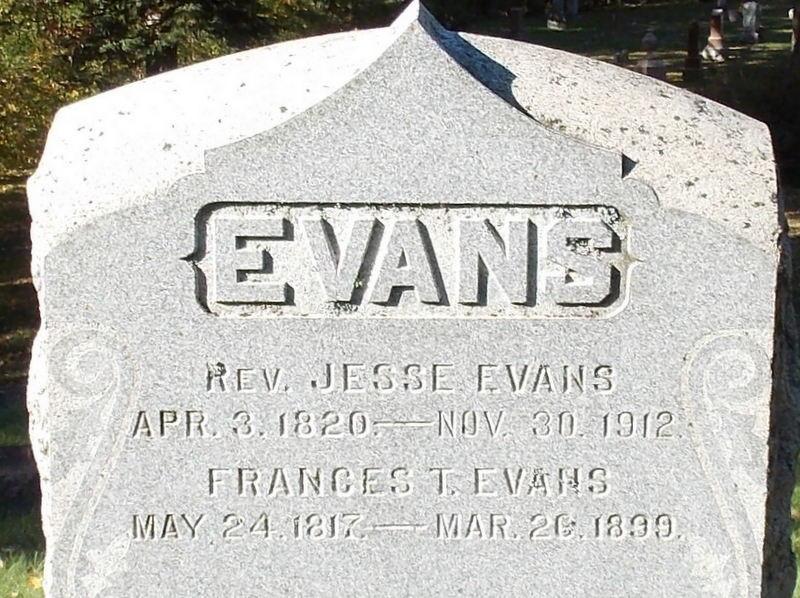 Jesse E. Evans