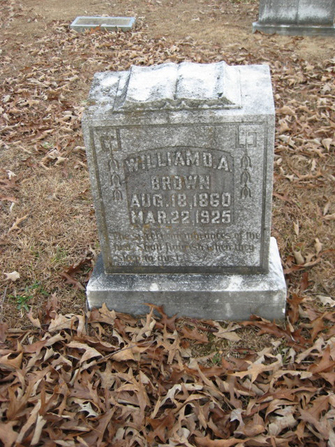 William D. A. (Will) Brown
