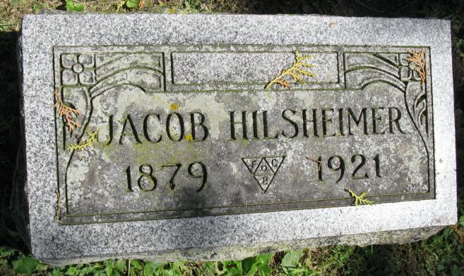 * Jacob Hilsheimer