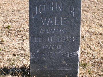John H. (Johnny) Vale