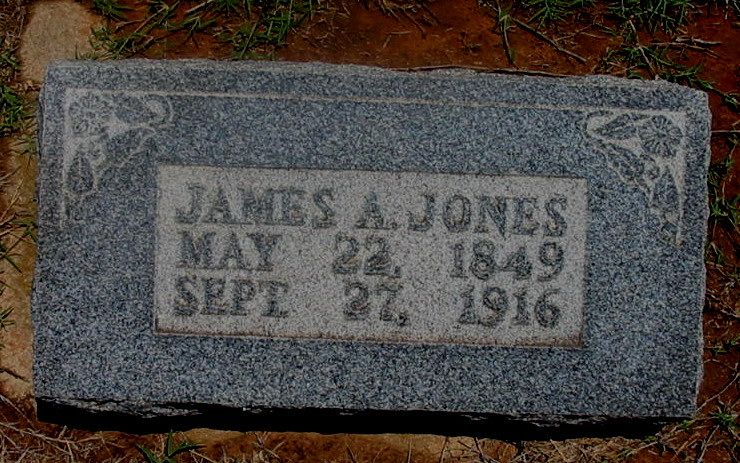 James A Jones