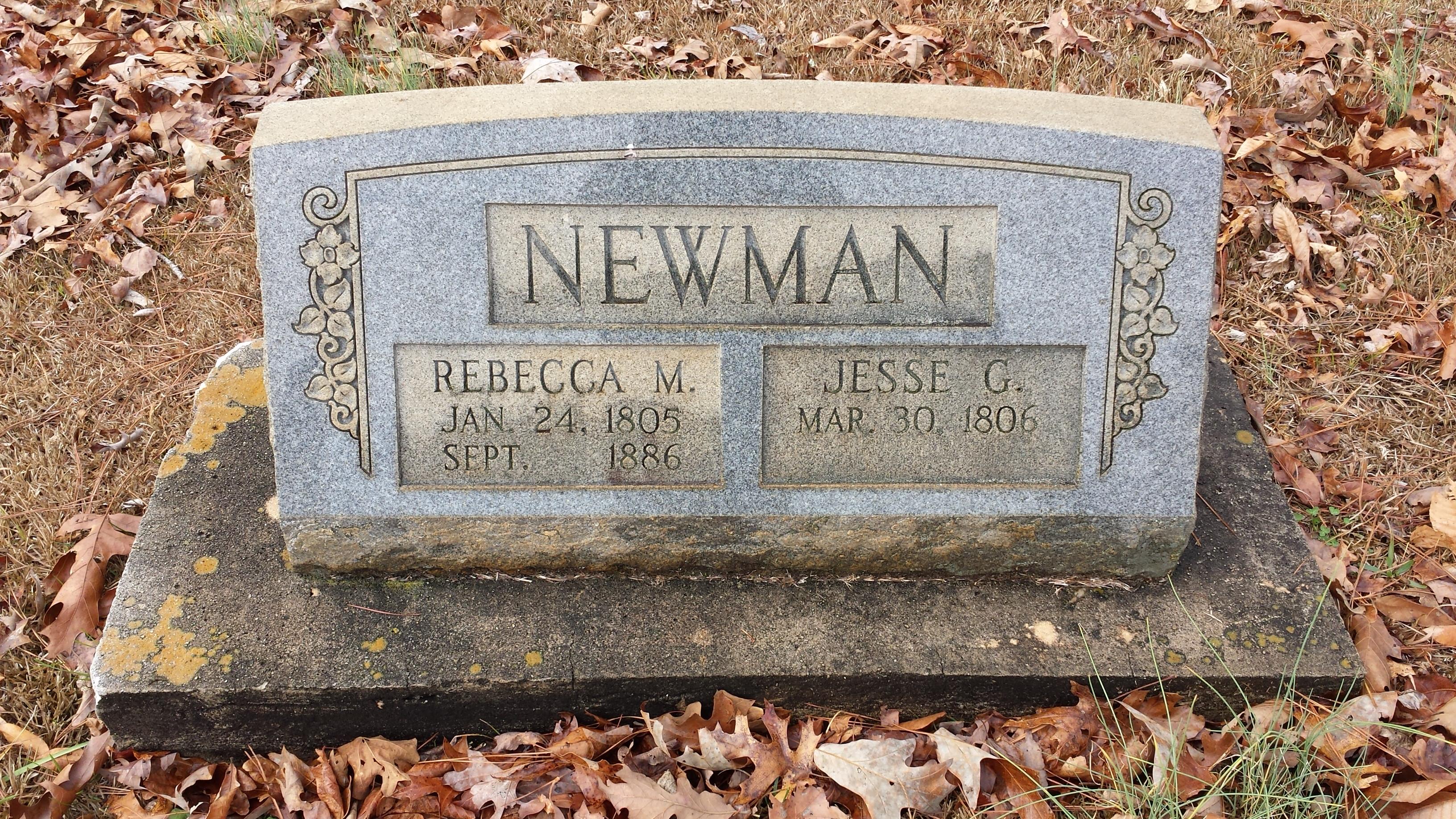 Jesse G Newman
