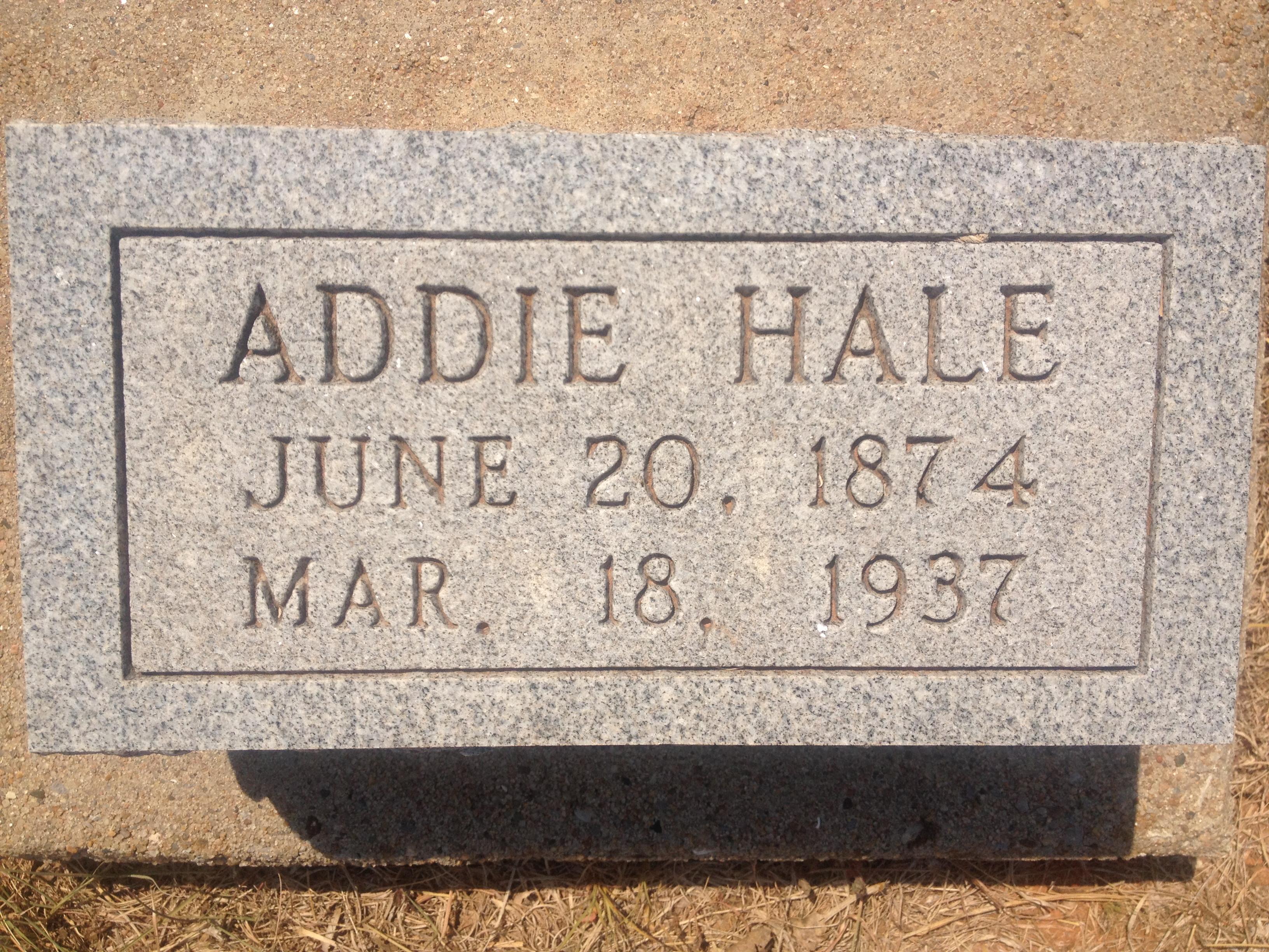 Addie Hale