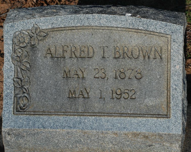 Alfred T Brown