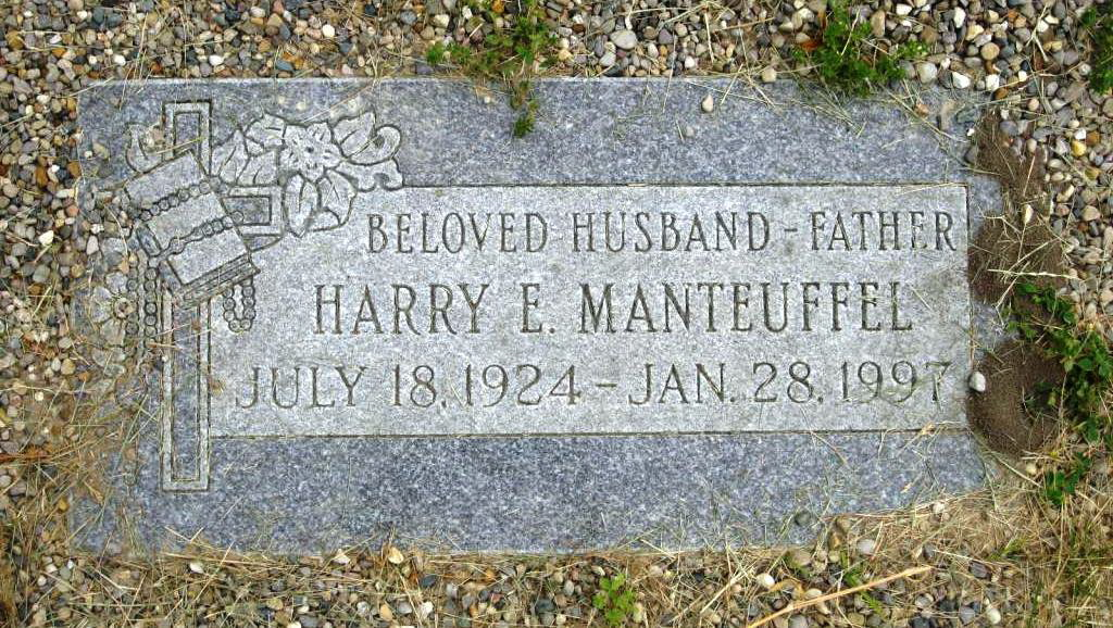 Harry Manteuffel