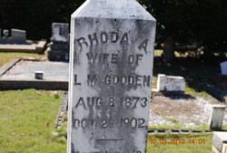 Rhoda A Jones