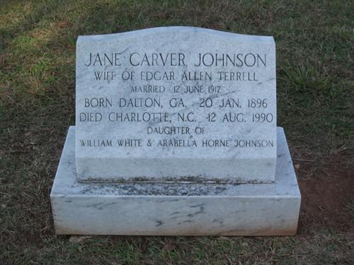 Jane Carver Johnson
