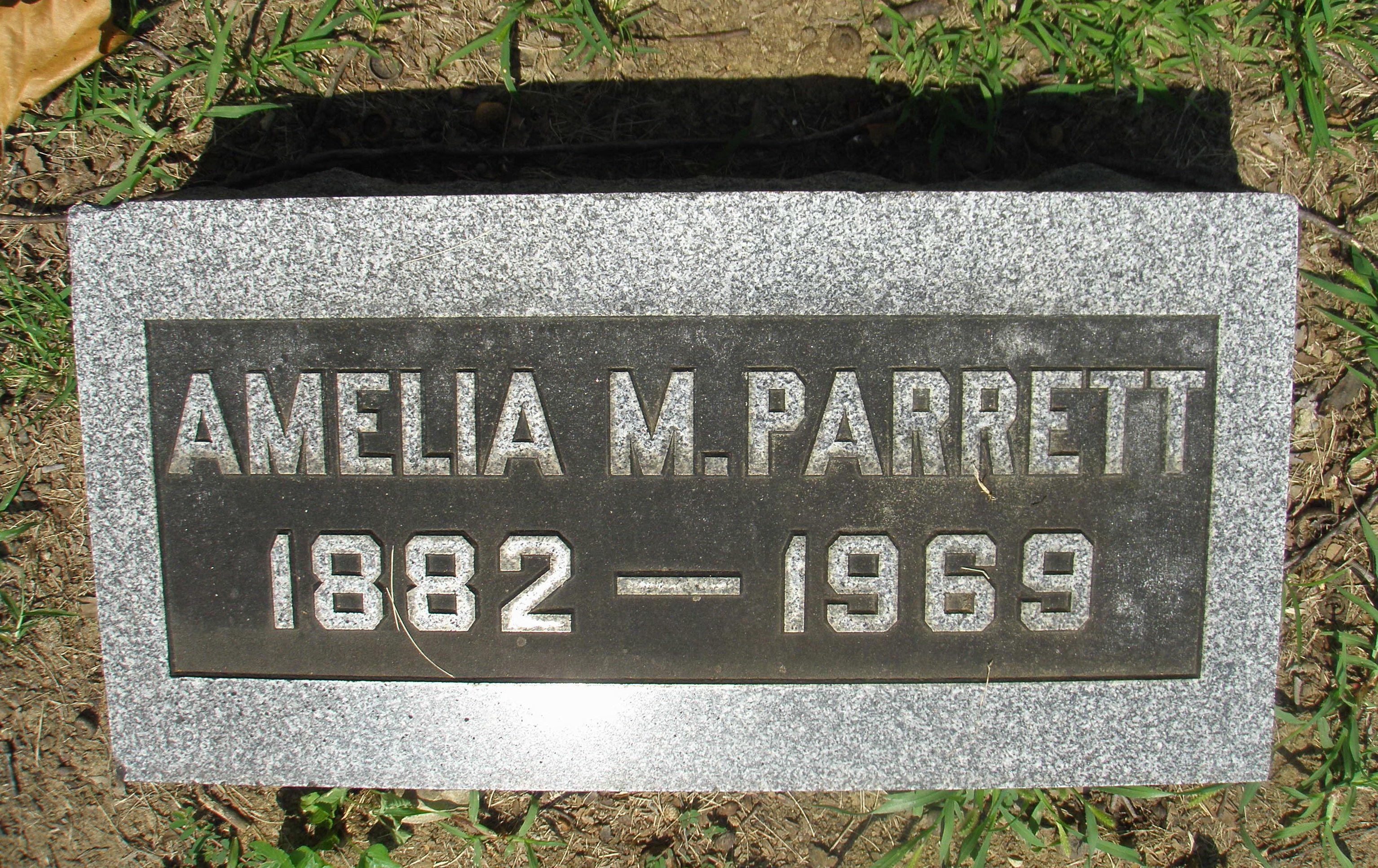 Amelia Mary Michel