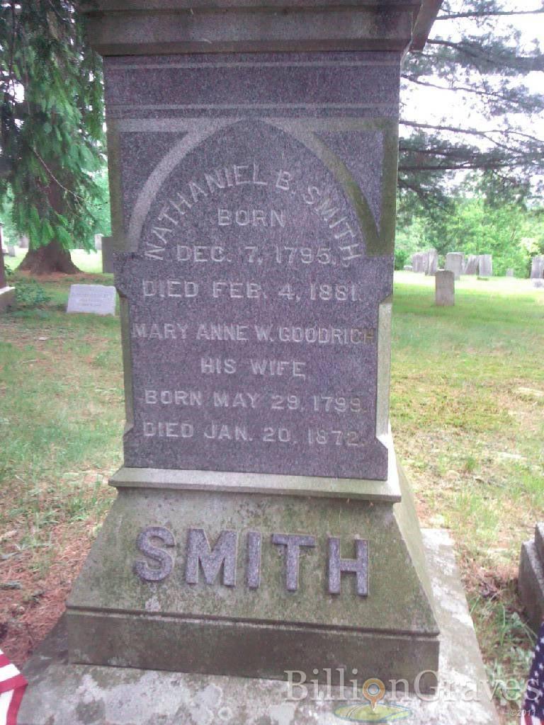Nathaniel Benedict Smith
