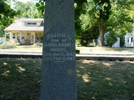 Dr. (Rev.) William Gordon Moore, Sr.