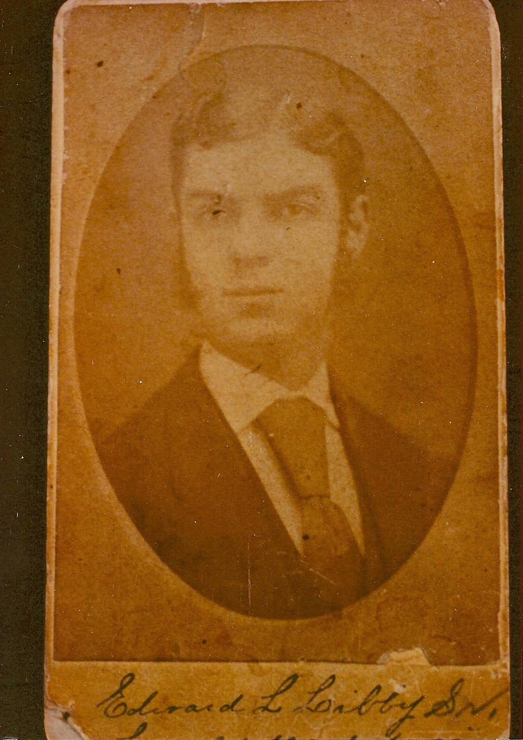 Edward Louis Libby