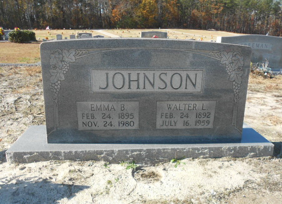 Emma B Johnson Johnson