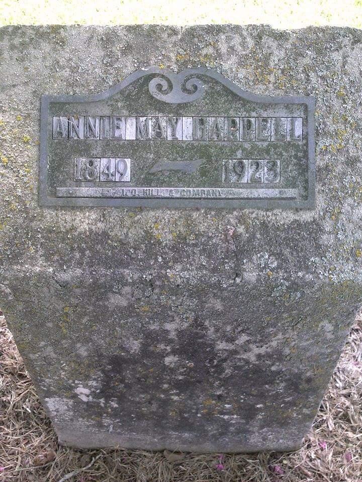 Annie Mary Jones