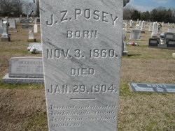 J Z Posey