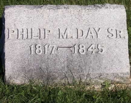Philip M Day
