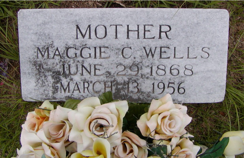 Maggie Child Johnson