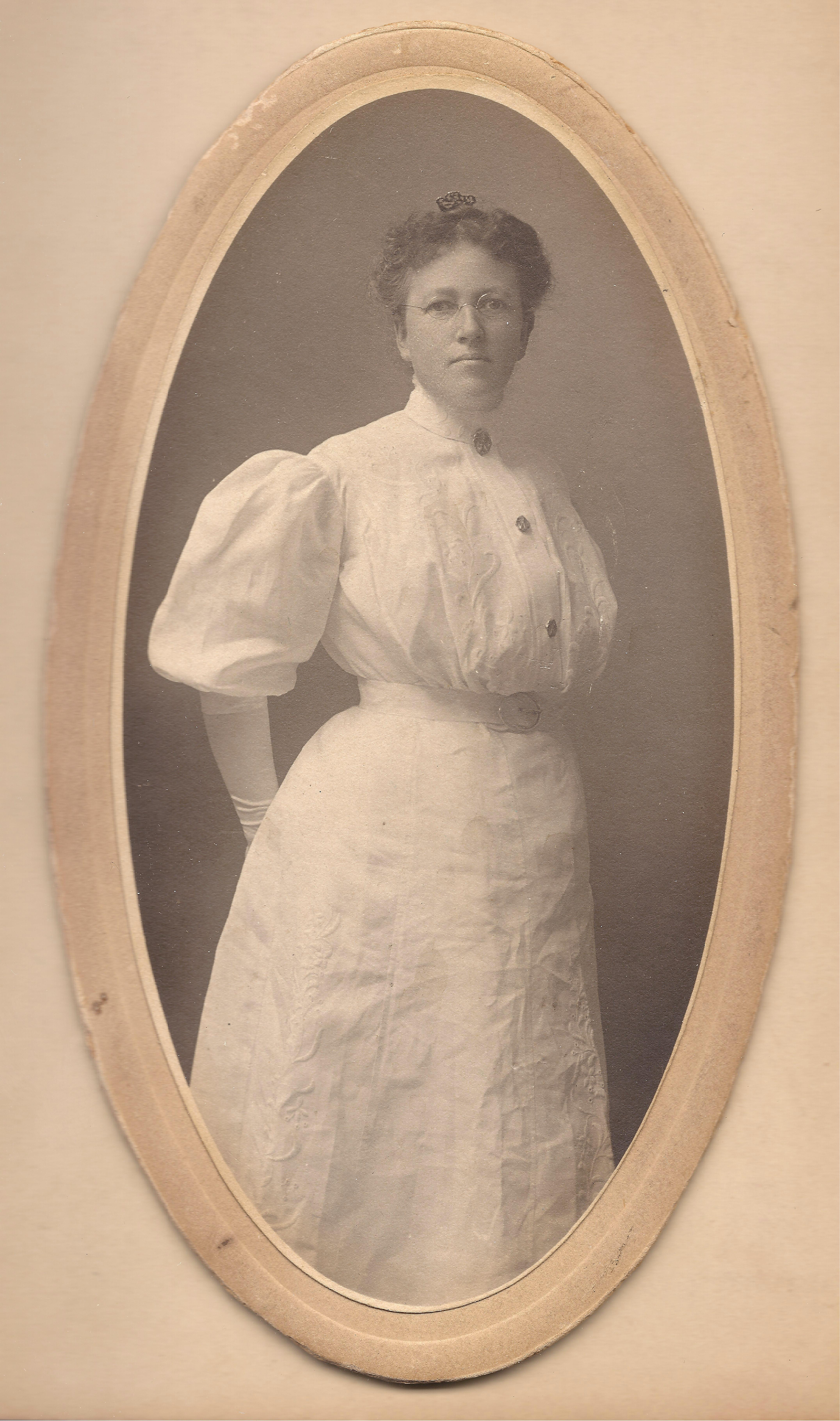 Bessie Harriet Reed