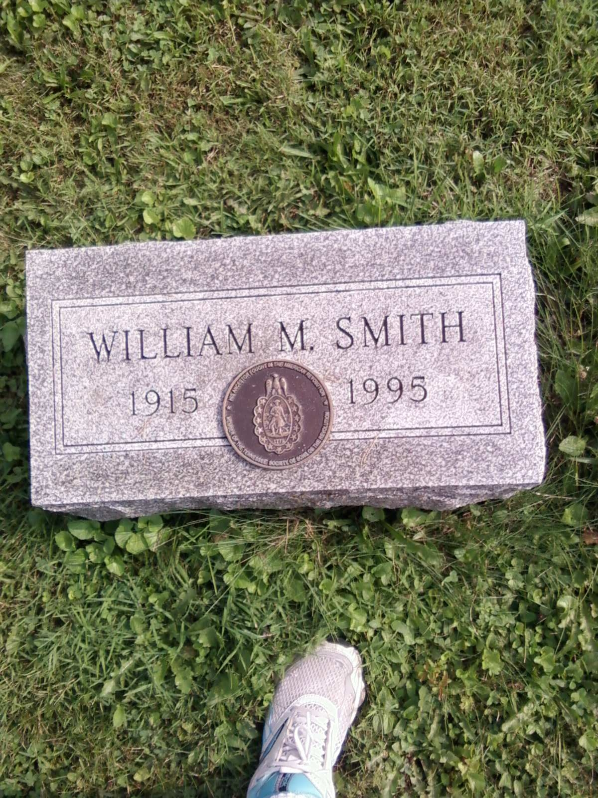 William M Smith