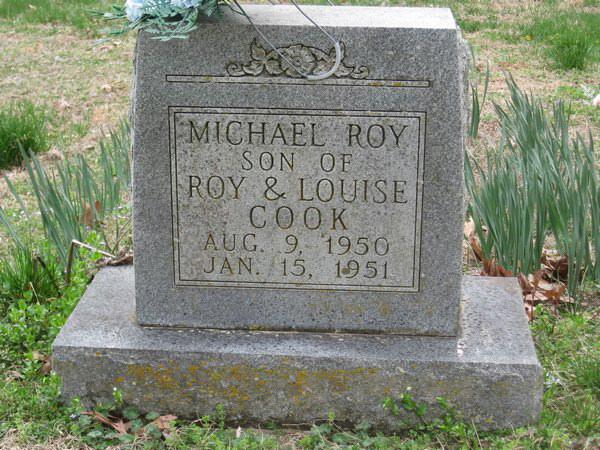 Michael Roy Cook