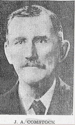 John Achilles Comstock