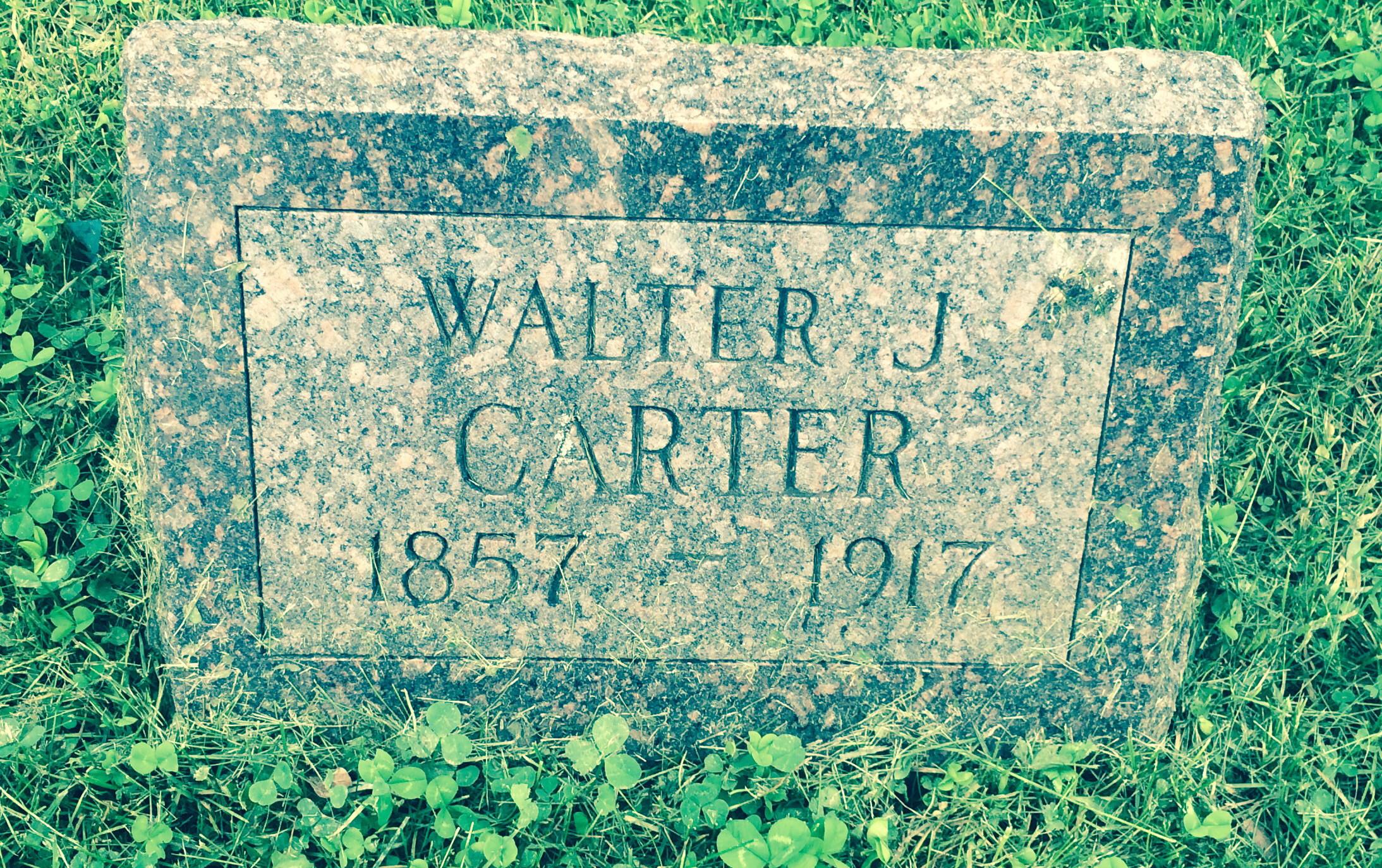 Walter James Carter