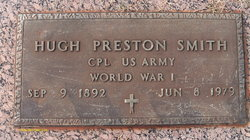 Hugh Preston Smith