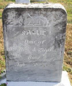 Sallie Lee Rose