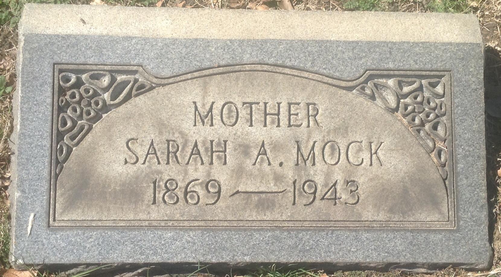 Sarah A Williams