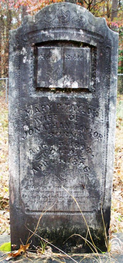 Mary P Turner