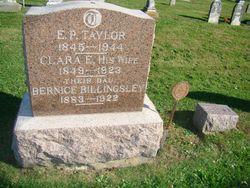 Bernice A. Taylor