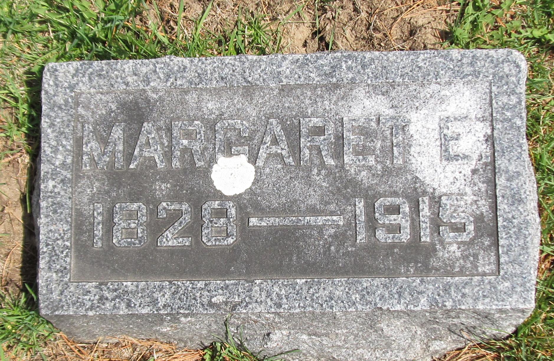 Margaret Elizabeth Shaw