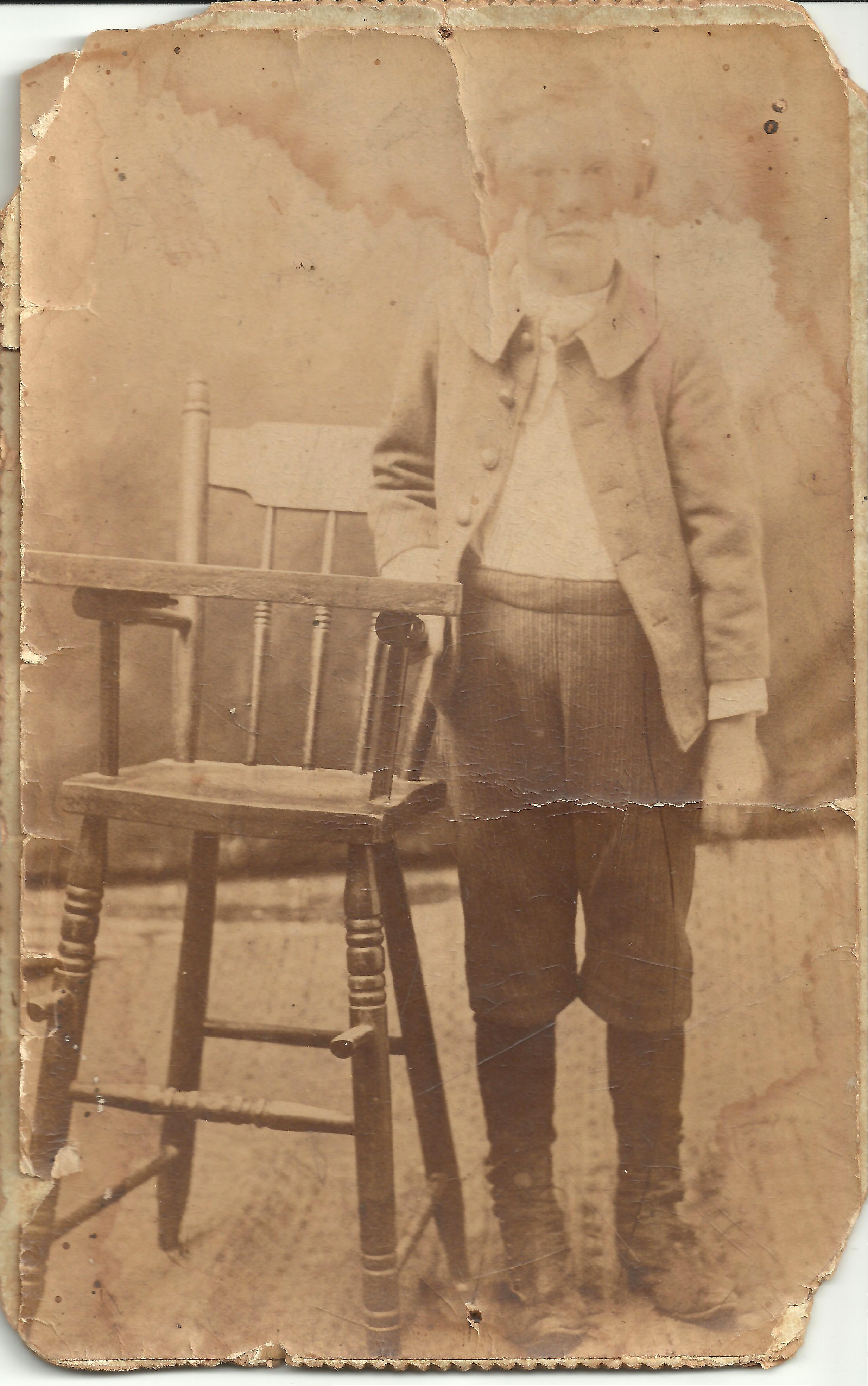 Buster Clayton Hutson