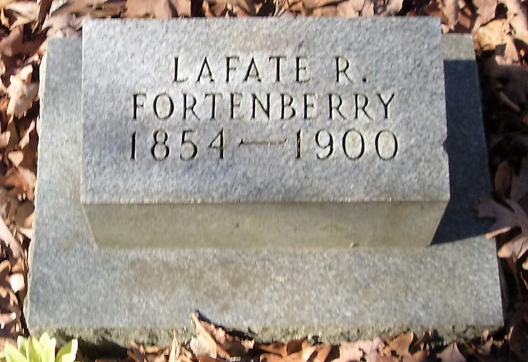 Lafayette Fate R Fortenberry
