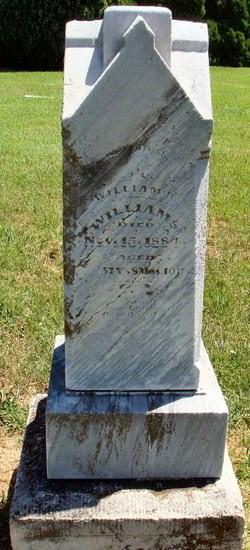 William B Williams