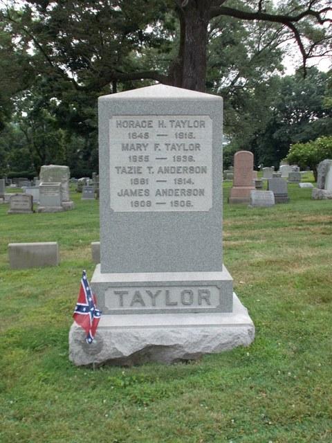 Horace H Taylor