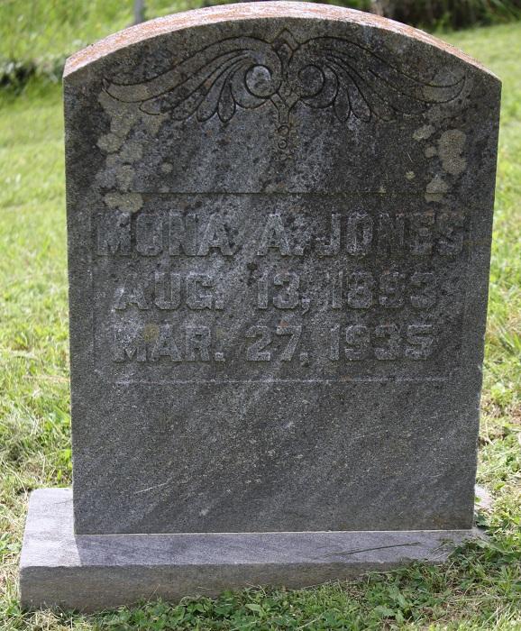 Mona A. Jones