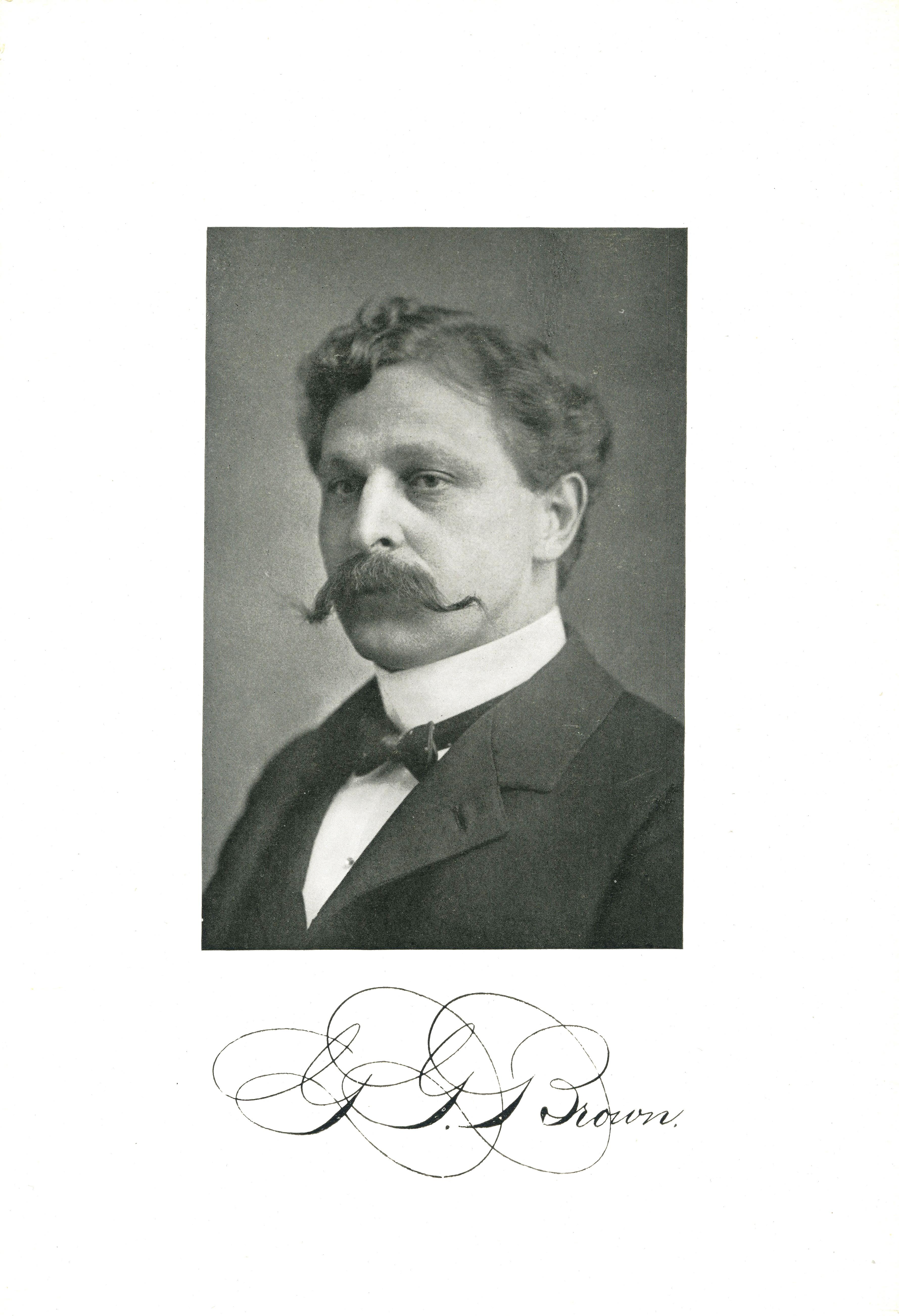George Gilbert Brown