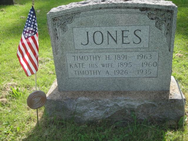 Timothy A Jones