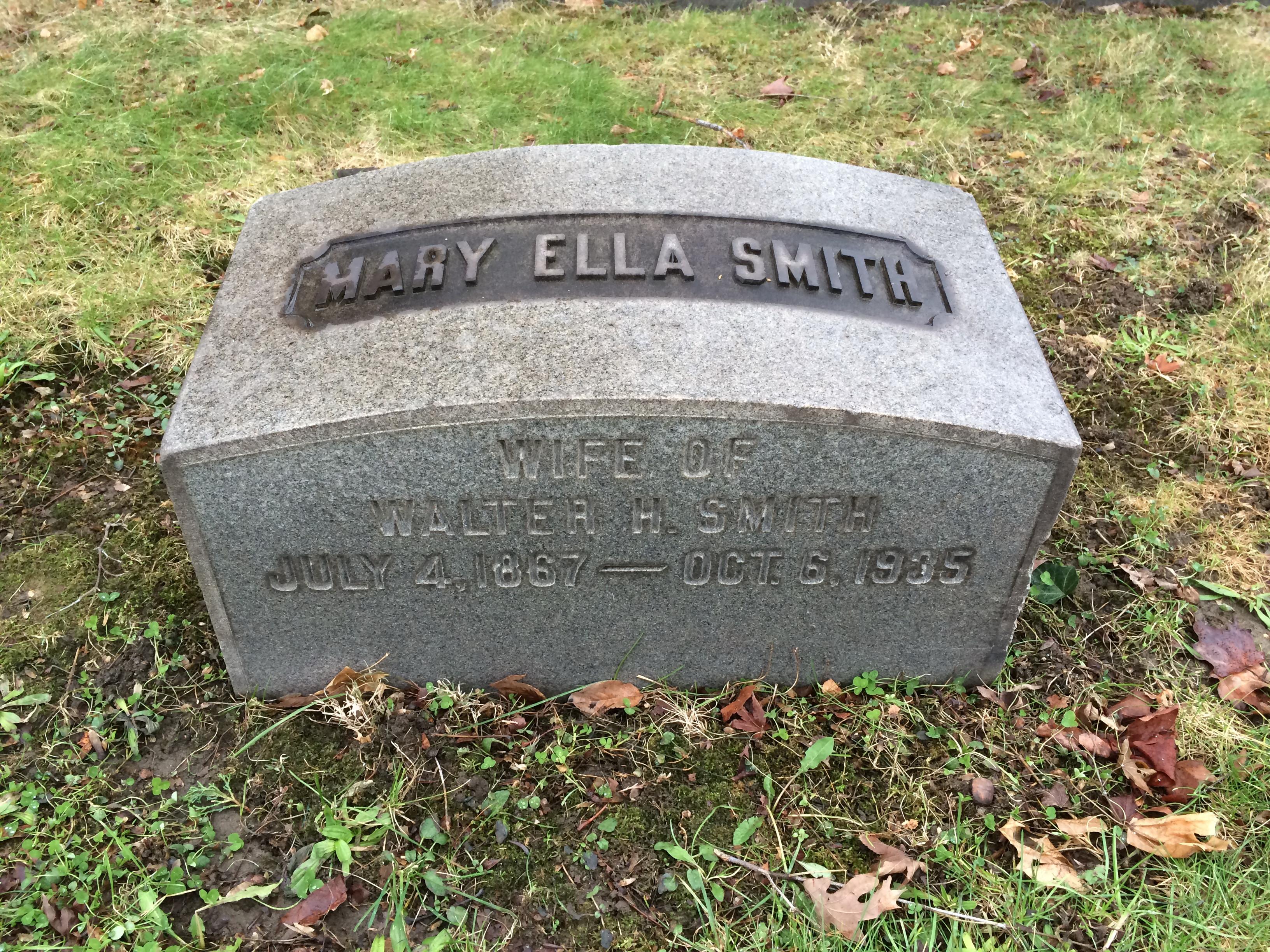 Mary Ella Dresheler