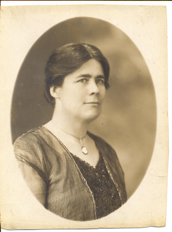 Carrie Mary Jones