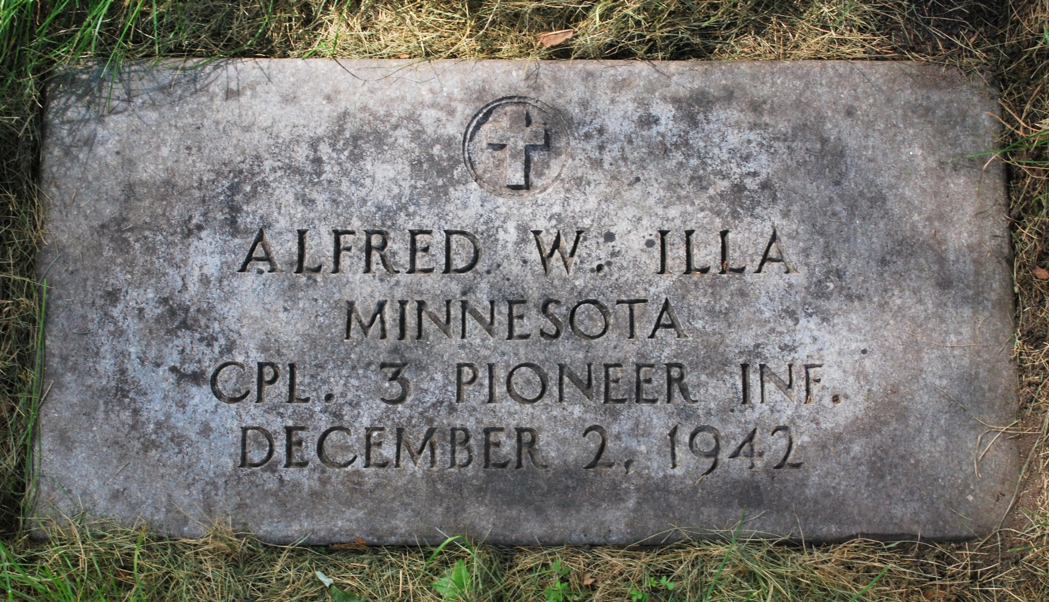 Alfred Walter Illa