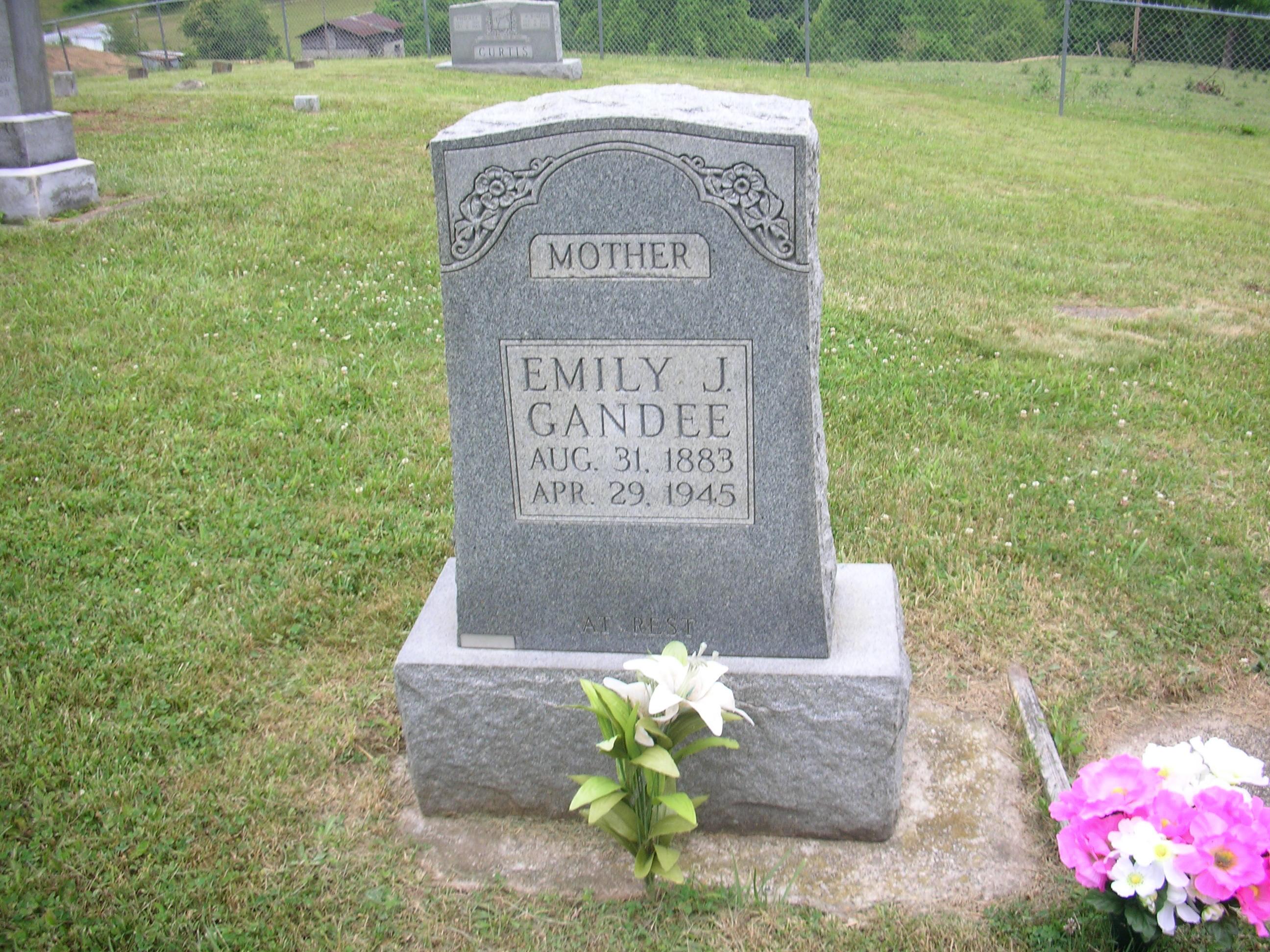 Emily Jane Curtis