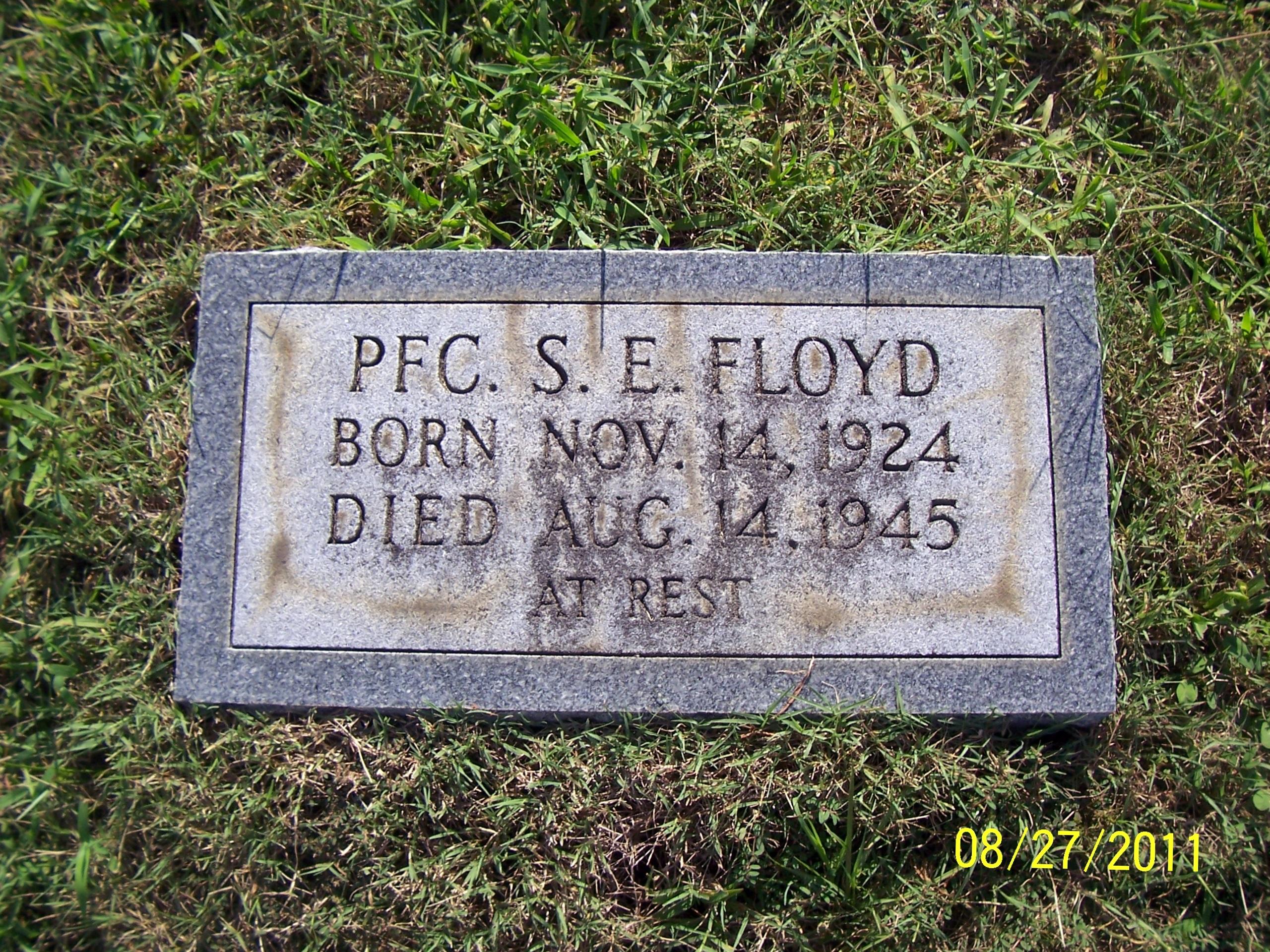 S E Floyd