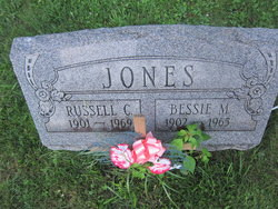 Bessie C Jones